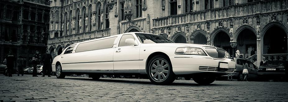 exclusive XXL limousine