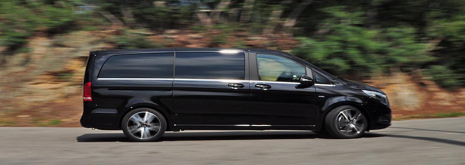 Minivan booking cannes nice monaco wwwid-limousine.com