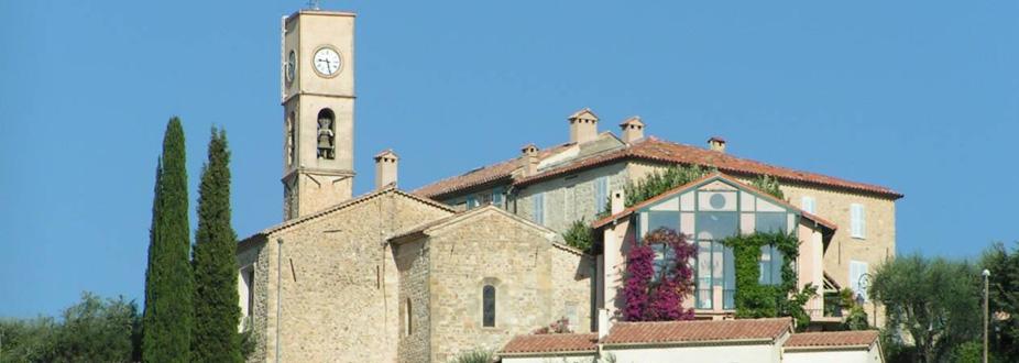 Church at Opio's village