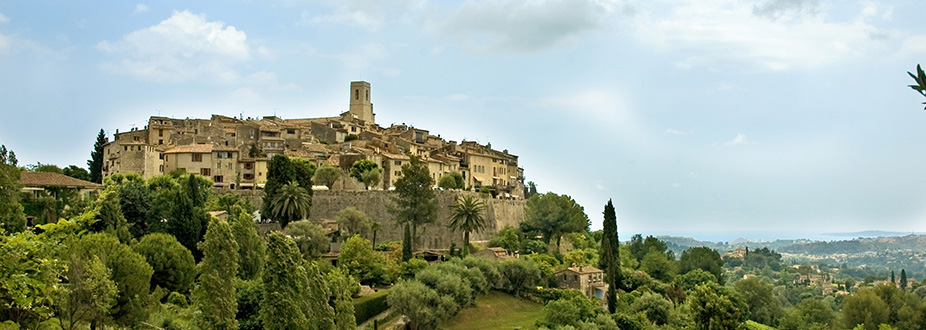 St-Paul-Vence village